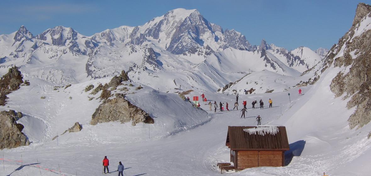Photo of Les Arcs