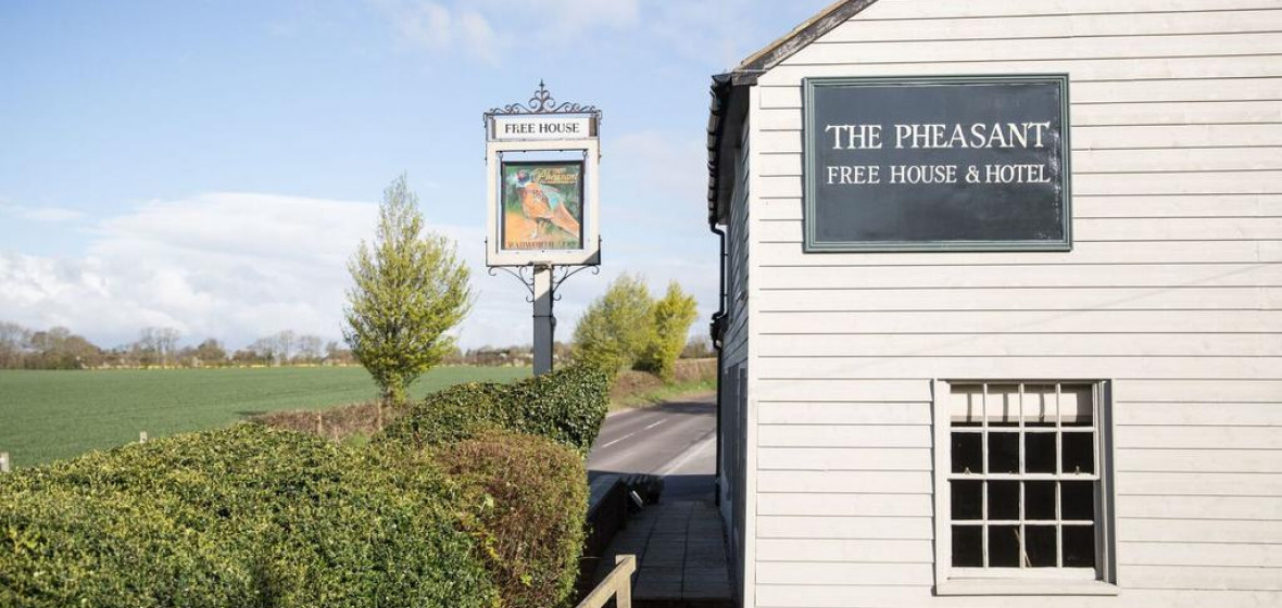 Photo of The Pheasant Free House & Hotel