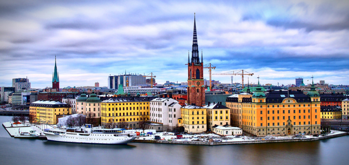 Photo of Stockholm
