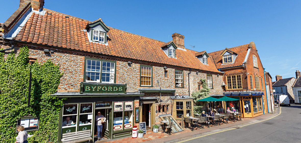Photo of Byfords