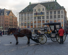 6 of the Best Hotels near Dam Square, Amsterdam