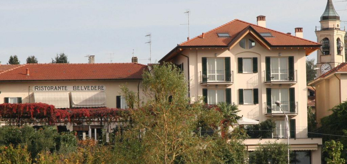 Albergo Belvedere Lake Maggiore Italy The Hotel Guru