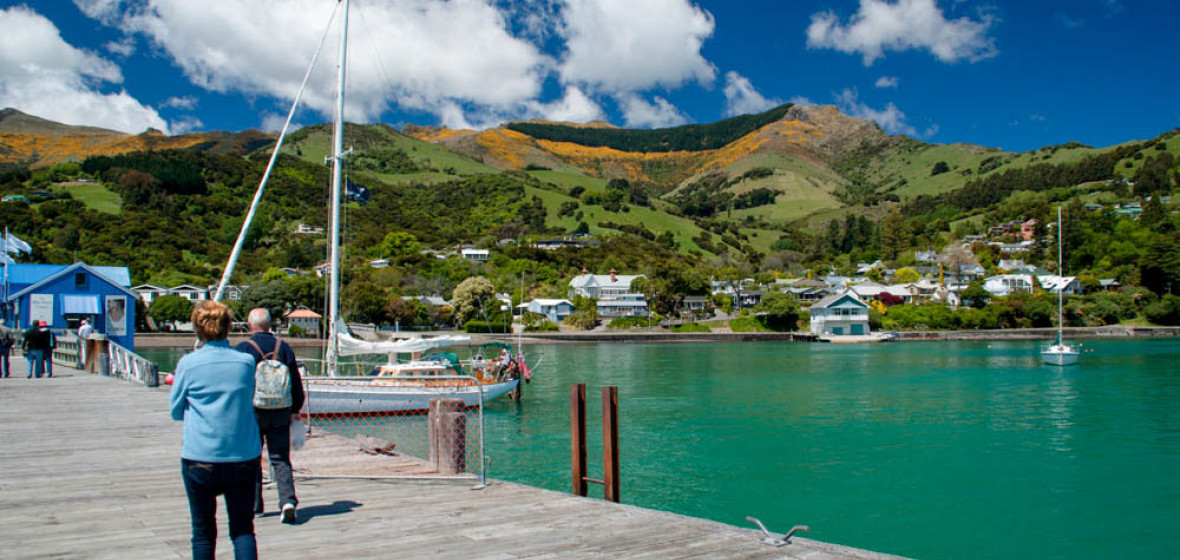 Photo of Akaroa