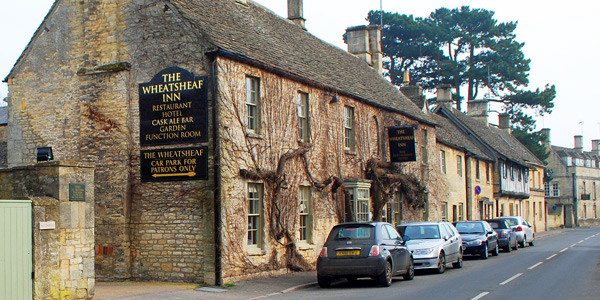 The Weatsheaf Inn
