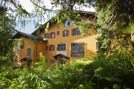 Hotel Chesa Spuondas