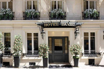 Hotel Daniel, Paris