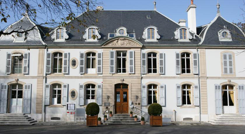 Photo of Hotel Restaurant du Parc des Eaux Vives