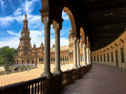 Springtime in Seville