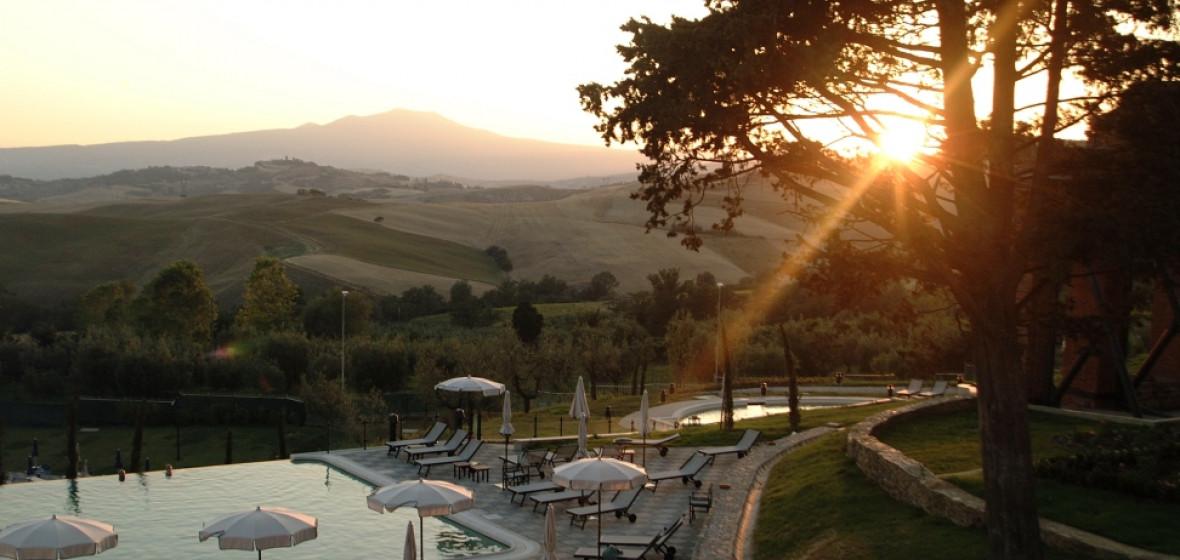 Fonteverde Tuscan Resort And Spa Tuscany Italy