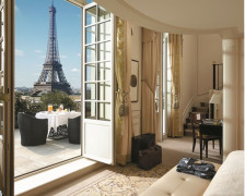 16 Paris Hotels with the Best Views