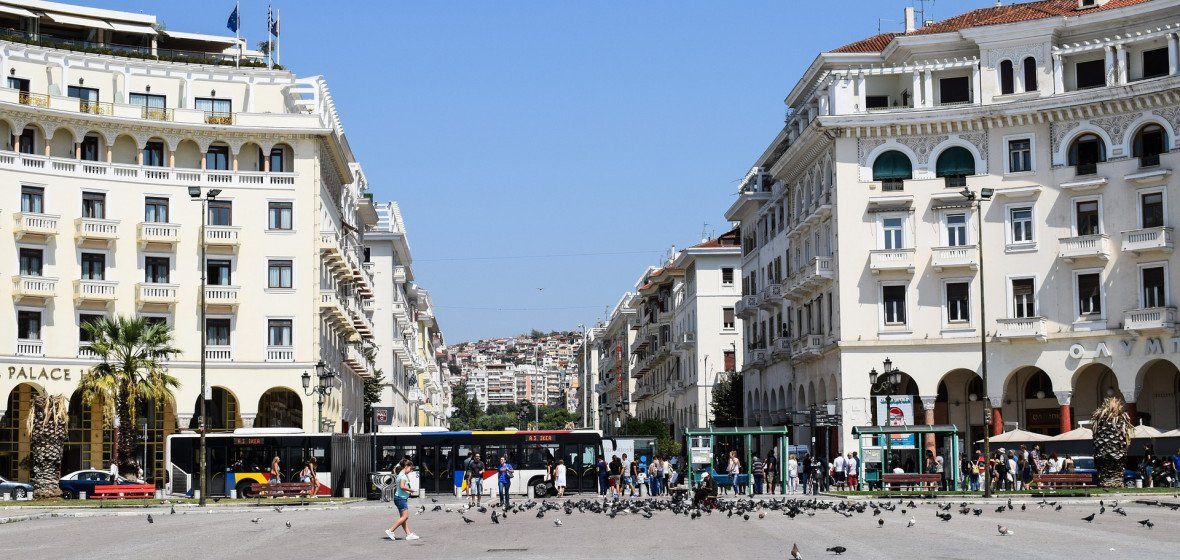 Photo of Thessaloniki