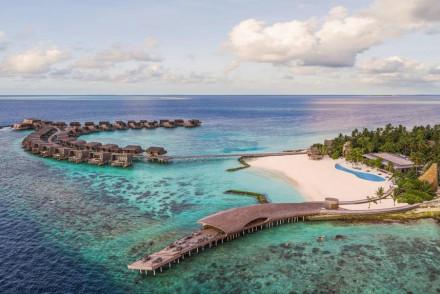 St Regis Vommuli Resort