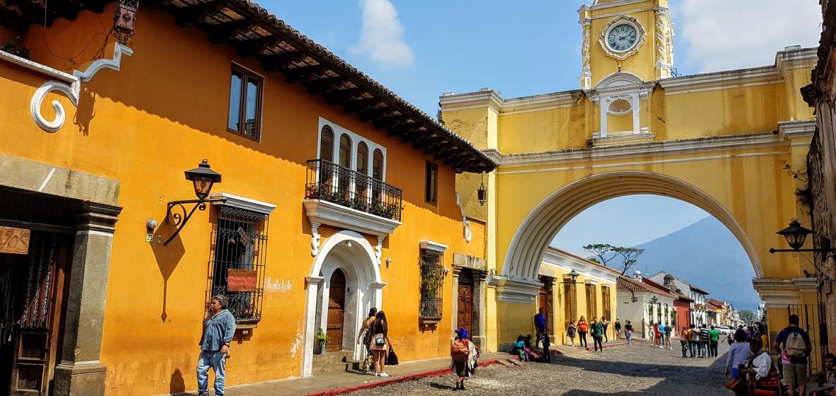 Photo of Antigua Guatemala