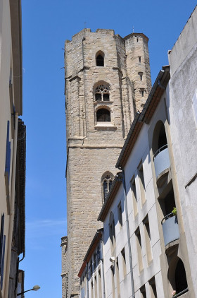 Eglise Saint Vincent bell tower