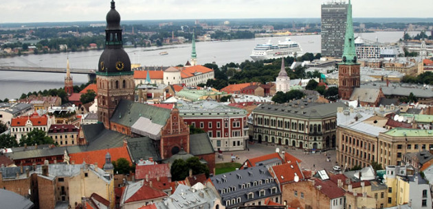 Photo of Riga: A Weekend to Remember