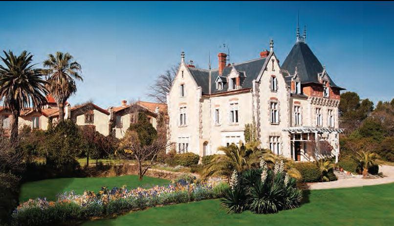 Photo of Chateau St. Pierre de Serjac