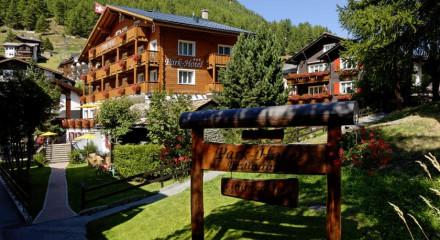 Park Hotel, Saas-Fee