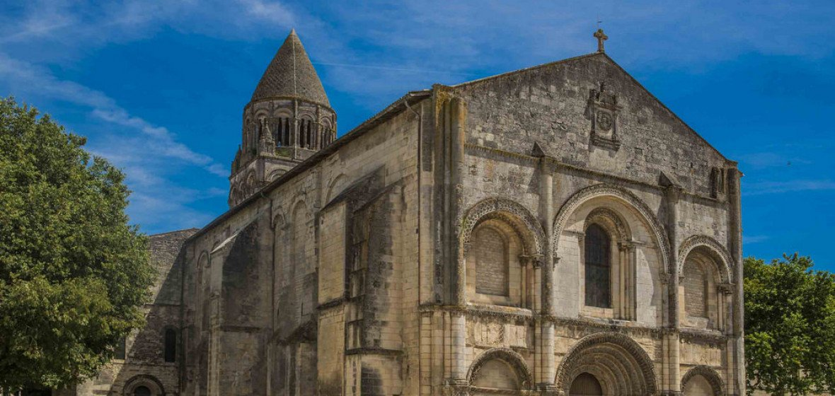 Photo of Saintes