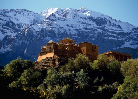 The Best High Atlas Hotels Cater To All Tastes From Budget Guesthouses Super Luxury Kasbahs Where Nothing Is Impossible