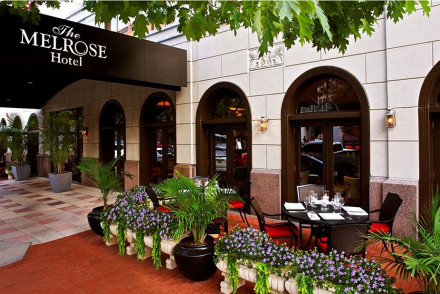 The Melrose Georgetown
