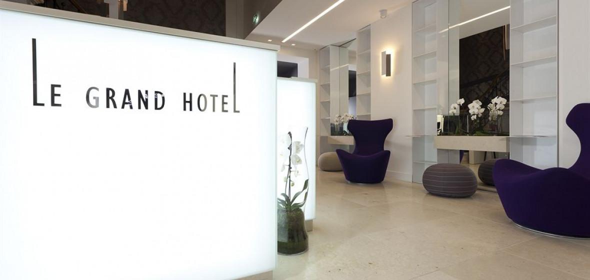 Photo of Le Grand Hotel