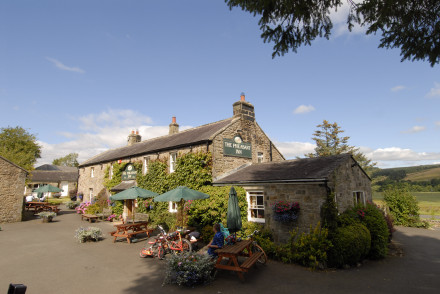 The Pheasant Inn, Northumberland
