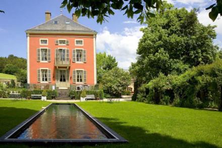 Chateau de Courban et Spa