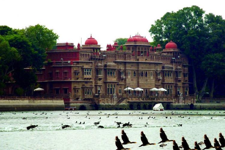 Photo of Gajner Palace