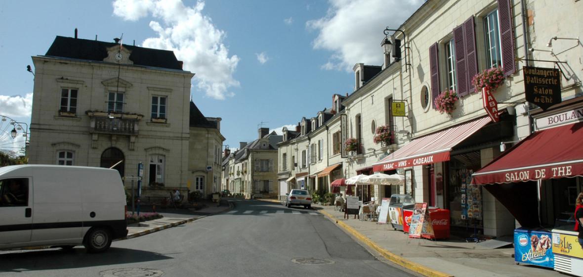 Photo of Fontevraud L'Abbaye