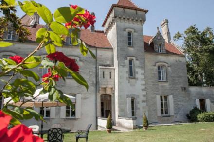 Chateau des Salles