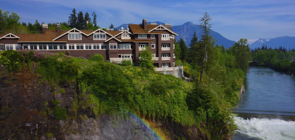 Photo of Salish Lodge & Spa