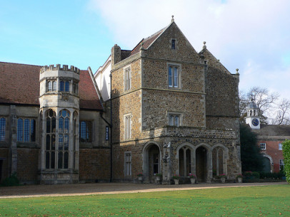 Photo of Fawsley Hall