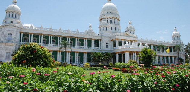 Photo of Lalitha Mahal Palace