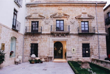 Palacio de Ubeda