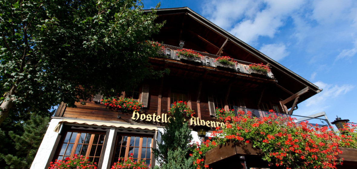 Photo of Hotel Alpenrose, Gstaad