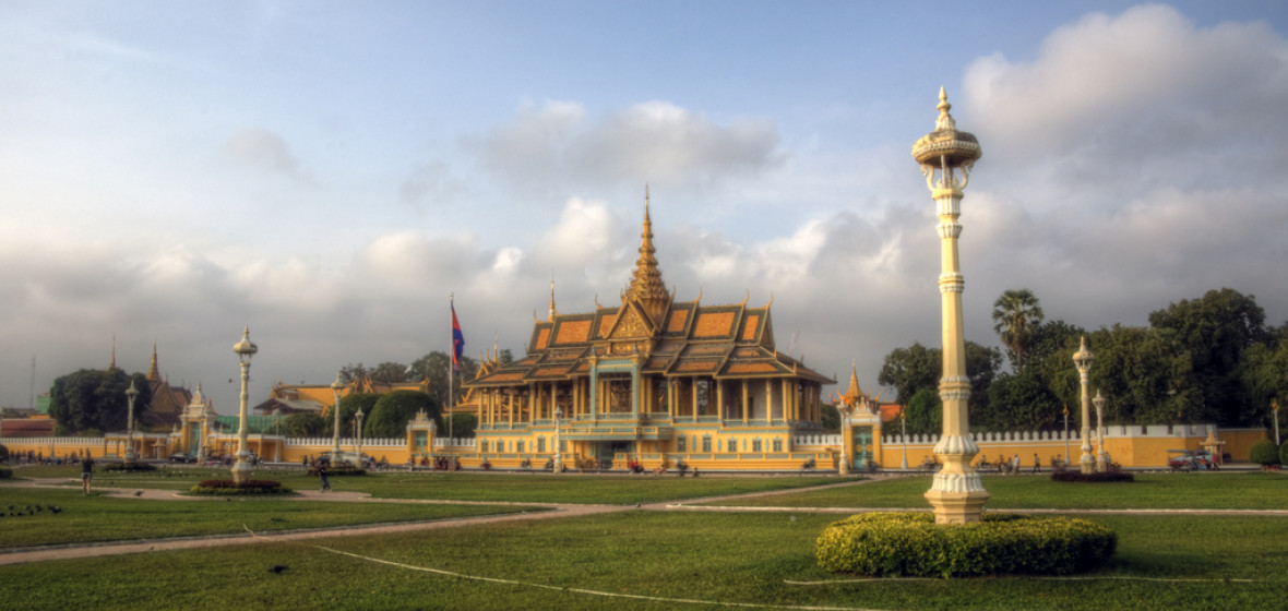 Photo of Phnom Penh