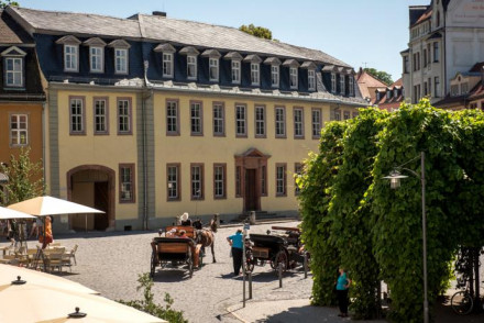 Hotel Pension am Goethehaus