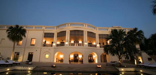Photo of Nadesar Palace