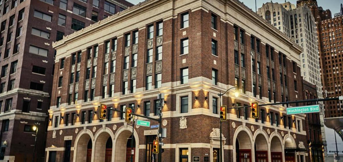 Photo of Detroit Foundation Hotel