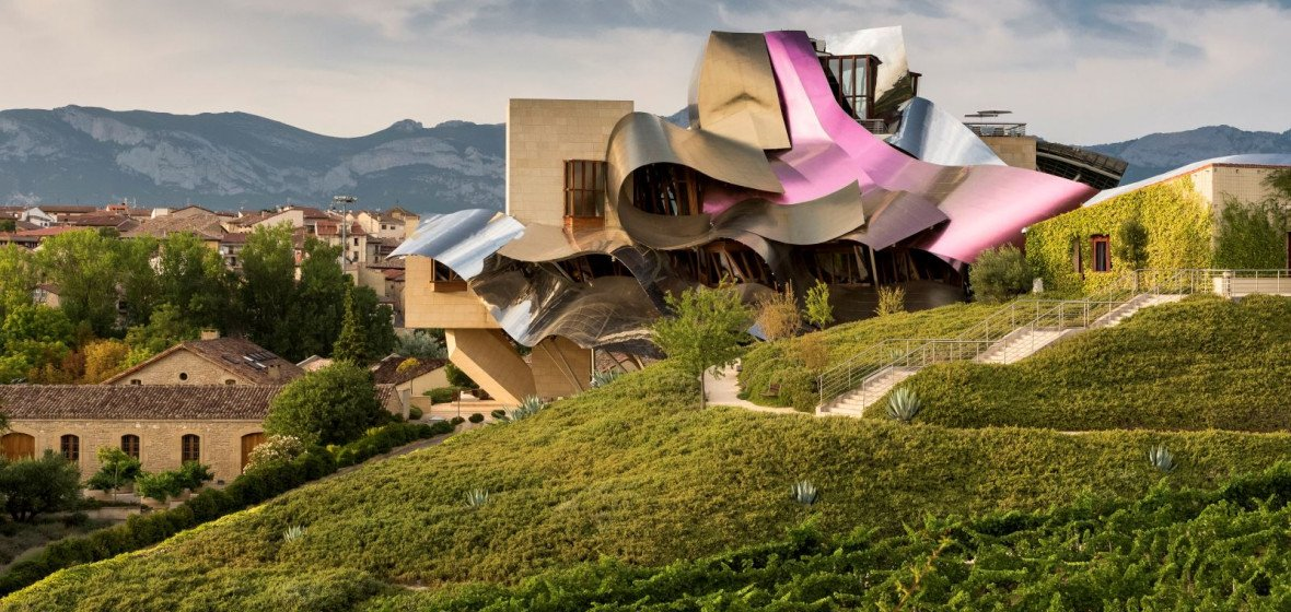 Photo of Hotel Marques de Riscal