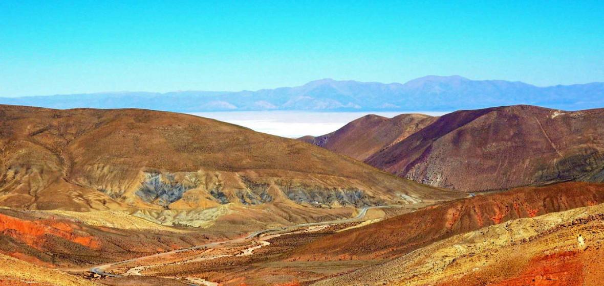 Photo of Purmamarca