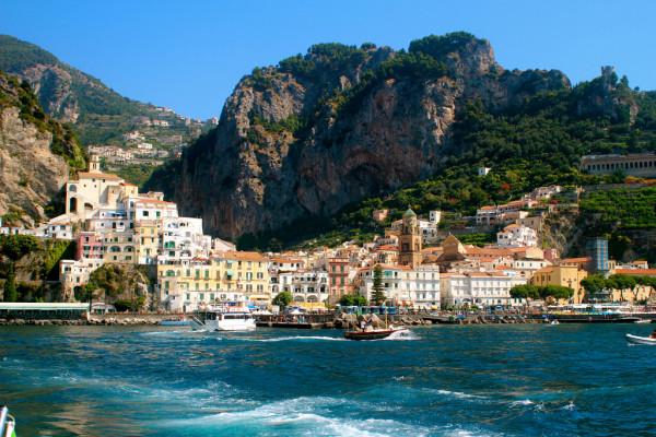 Amalfi Town