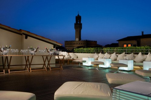 hotel continentale rooftop bar