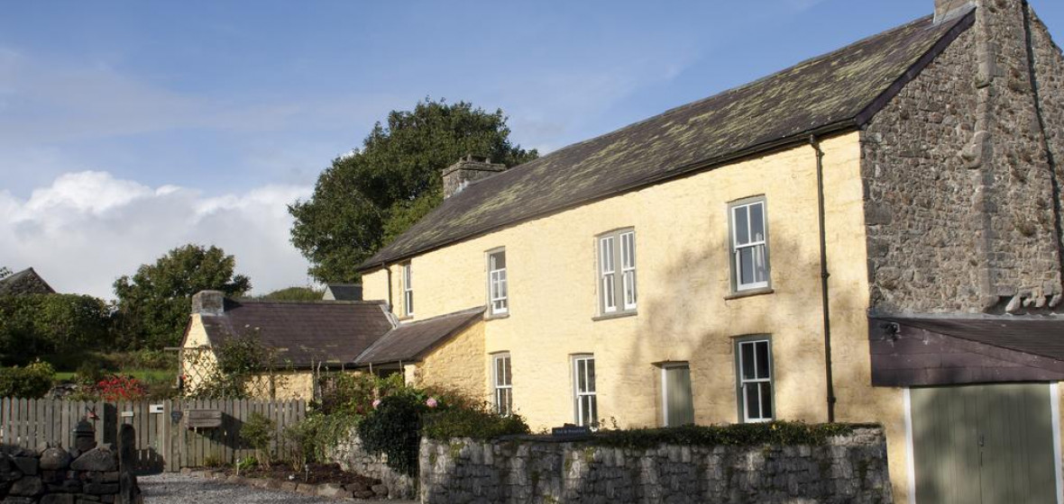 Photo of Plas Farmhouse B&B