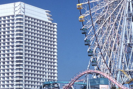The Yokohama Bay Hotel