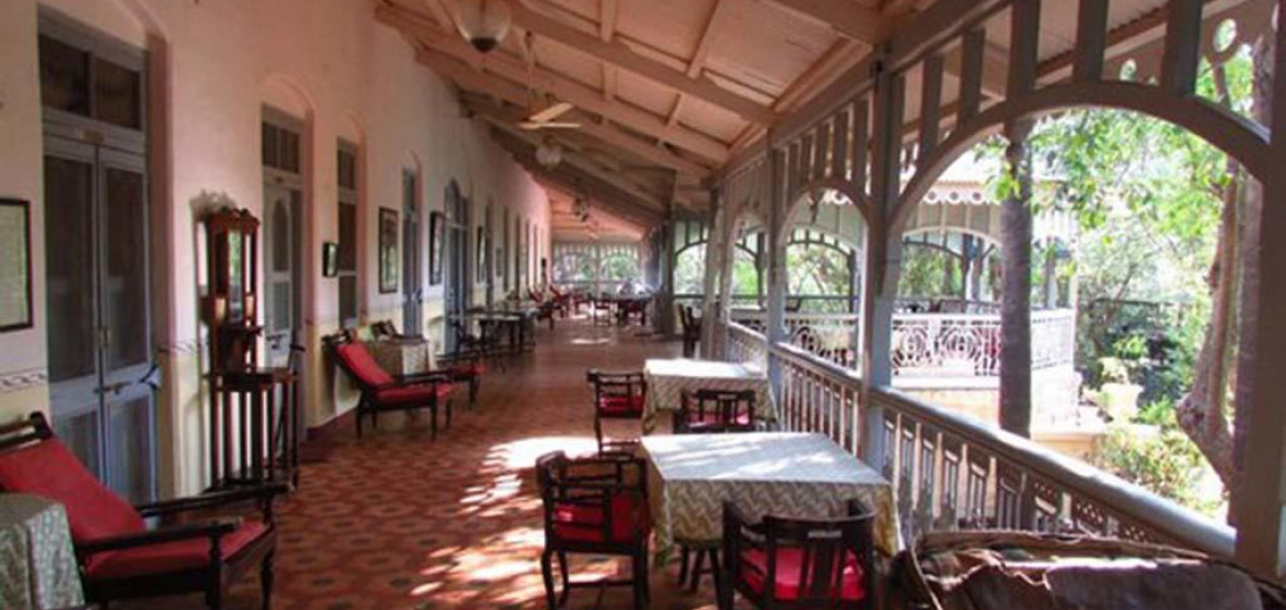 Photo of The Verandah in the Forest