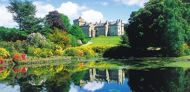 Photo of Glenapp Castle