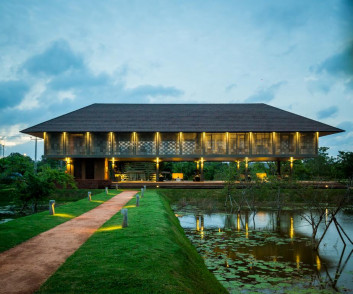 Water Garden Sigiriya