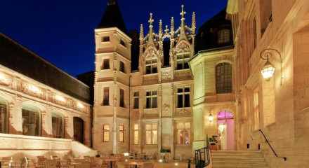 Spa Hotel de Bourgtheroulde