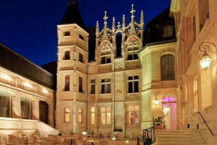 best places to stay in rouen france the hotel guru. Black Bedroom Furniture Sets. Home Design Ideas